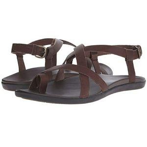 Olukai Upena Women's Sandals Brown Size 6 W